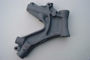 2802-05  drop forged & machined frame head casting