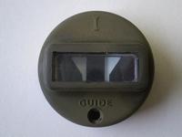 4914-42M  marker light door with lens, NOS