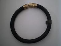 3571-41A  motor oil pump flexible feed pipe
