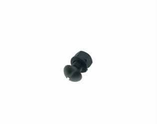 1039-32  screw front muffler bracket, NOS