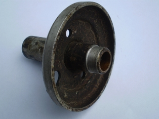 1540-37A  timer shaft housing with bushings, NOS