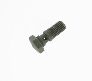 3572-36BP  vent pipe nipple bolt, parkerized