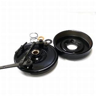 4100-36P  double cam front brake unit, parkerized components